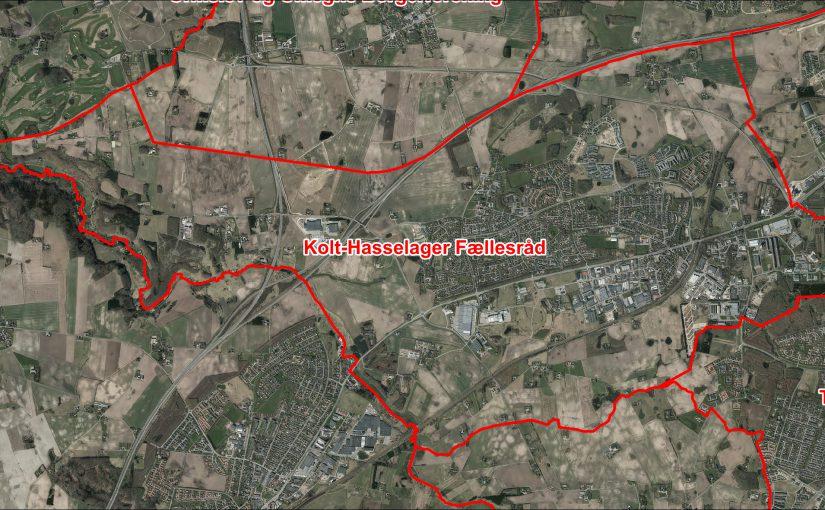 Proces for lokal udviklingsplan